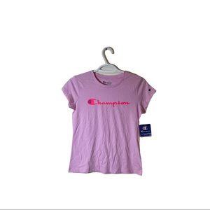 NWT Champion Girl's Ice Cake tshirt